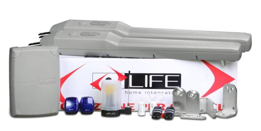 LIFE Optimo OP5 24V vārtu automātika
